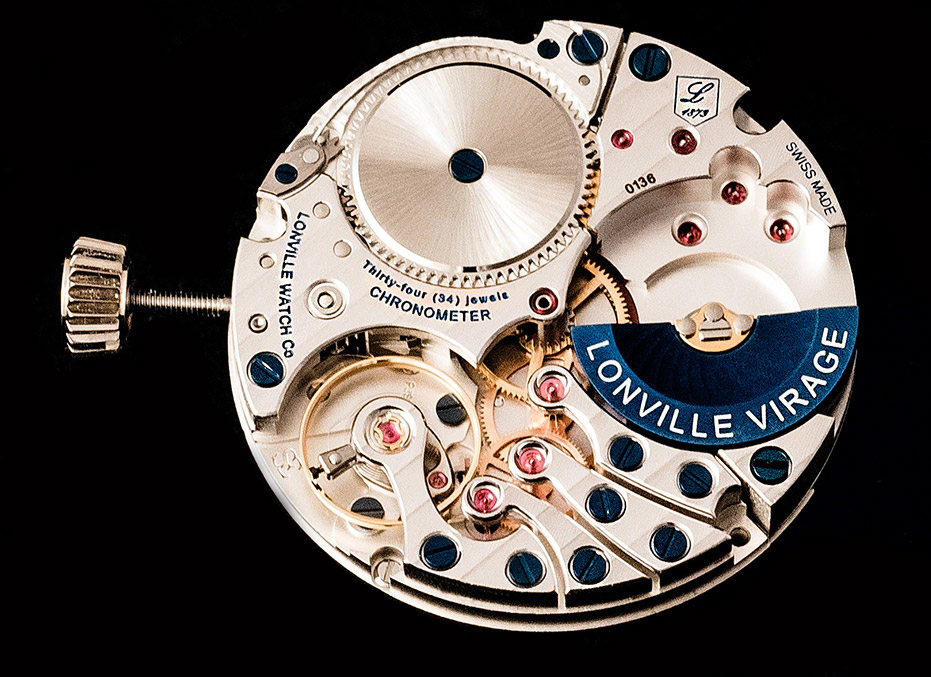Micro Rotor magic watches