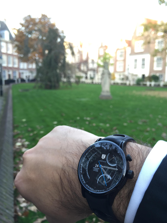 Lonville g24 watches